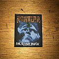 Pantera - Far Beyond Driven woven patch