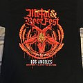 Decibel Metal and Beer Fest shirt