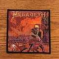 Megadeth - Patch - Megadeth - Peace Sells But Who's Buying Woven Patch
