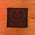 Killswitch Engage Woven Patch