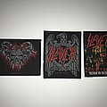 Slayer - Patch - Slayer Woven Patches