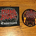 Morbid Angel patches