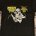 Power Trip North American Tour 2018 bootleg shirt
