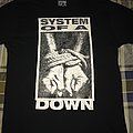 System Of A Down 2018 Tour shirt
