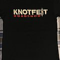 Slipknot's Knotfest Roadshow Tour Shirt