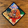 Cannibal Corpse - Patch - Cannibal Corpse - Hammer Smashed Face woven patch