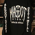 Maggot Stomp - TShirt or Longsleeve - Maggot Stomp long sleeve
