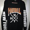 MADBALL - TShirt or Longsleeve - Madball NYHC longsleeve
