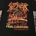 Slayer - TShirt or Longsleeve - Slayer Final Two Shows Shirt