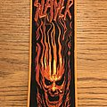 Slayer - Patch - Slayer strip woven patch