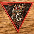 Slayer - Patch - Slayer - South of Heaven woven patch