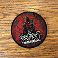 Dying Fetus - Patch - Dying Fetus Reign Supreme woven patch