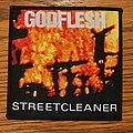 Godflesh - Patch - Godflesh - Streetcleaner Woven Patch
