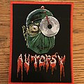 Autopsy - Patch - Autopsy woven patch