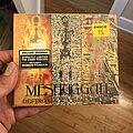 Meshuggah - Tape / Vinyl / CD / Recording etc - Meshuggah - Destory Erase Improve Digipack limited edition