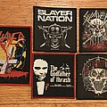 Slayer - Patch - More Slayer woven patches