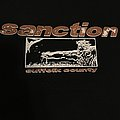 Sanction - Suffolk County (Black) Hooded Top
