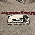 Sanction - Suffolk County (Grey) Hooded Top
