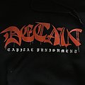 Detain - Capital Punishment  Hooded Top