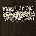 Hands of God - Murdering of Souls (Grey)  Hooded Top