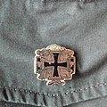 Der Blutharsch Iron cross pin Pin / Badge