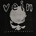 Vein 'i see through you' shirt