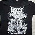 Insect Warfare-World Extermination Shirt L