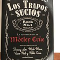 Mötley Crüe autobiography Spanish ed.