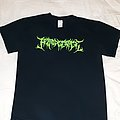Fetal Disgorge logo shirt - Arizona band