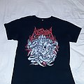Lust of Decay USA COMATOUR 2014 shirt