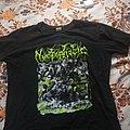 Rare nyctophobic t shirt