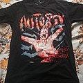 Autopsy t shirt