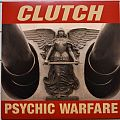 CLUTCH Psychic Warfare Original White Vinyl