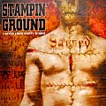 STAMPIN` GROUND Carved From Empty Words Original Green Splatter Vinyl