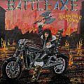 Battleaxe - Tape / Vinyl / CD / Recording etc - Battleaxe Burn This Town Original Vinyl