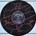 "AT THE GATES/DECAPITATED 7"" Split Original Black/Red Vinyl"