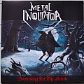 METAL INQUISITOR Doomsday For The Heretic Original Clear Vinyl