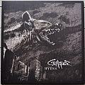 CRIPPER Hyëna Original clear/black splattered Vinyl