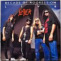 Slayer ‎– Decade Of Aggression Live Vinyl Tape / Vinyl / CD / Recording etc