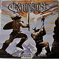 Exmortus ‎– The Sound Of Steel Silver With Red Vinyl