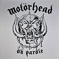 MOTÖRHEAD On Parole Original Clear Vinyl