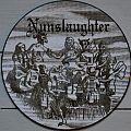 "NunSlaughter / Dekapitator Split 7"" Original Picture Disc Vinyl"