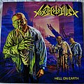 Toxic Holocaust - Tape / Vinyl / CD / Recording etc - Toxic Holocaust – Hell On Earth Vinyl