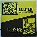 "CLUTCH / LIONIZE 7"" Split Original Vinyl"