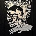 """TShirt or Longsleeve - THE EXPLOITED Punk Skull """"Lets Start A War Said Maggie One Day"""" Shirt"""