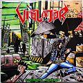 VIOLATOR Chemical Assault Original Vinyl