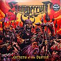 HAMMERCULT Anthems Of The Damned Original Marbled Red Vinyl