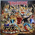 Thrashfire – Thrash Burned The Hell Red Coloured Vinyl