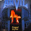 Other Collectable - Anvil Forged In Fire Original Vinyl