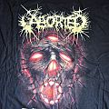 ABORTED The Necrotic Manifesto Shirt
